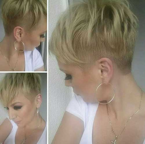 Pixie Cut Hair Styles 2018
