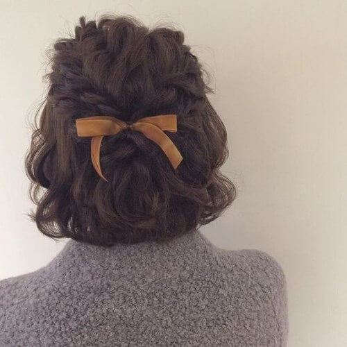 hacer cortes de pelo corto para cabello rizado
