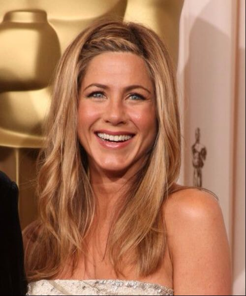 jennifer aniston oscar peinados de regreso a casa