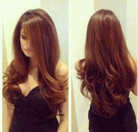 25 Ideas para el cabello largo_12