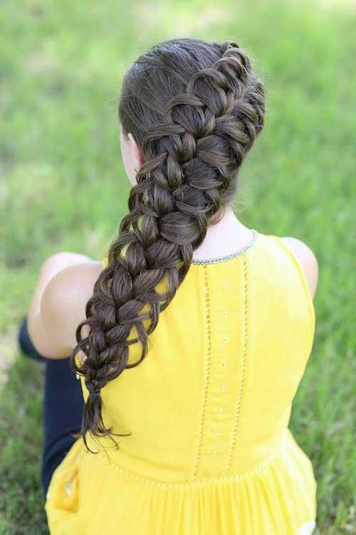 Awesome Trenzado Peinados-7