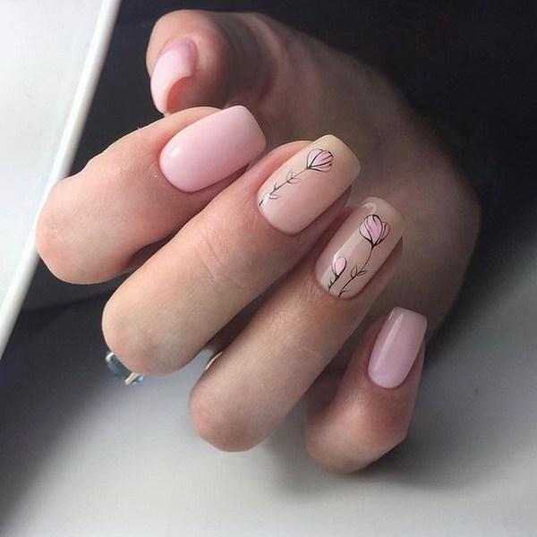 Más de 60 diseños de uñas con estilo para 2018. El arte de uñas es otra tendencia de la moda a gran escala, además del elegante peinado, la ropa y el maquillaje elegante para las mujeres.  Hoy en día, hay muchas maneras de tener uñas hermosas con colores brillantes, diferentes patrones y estilos.