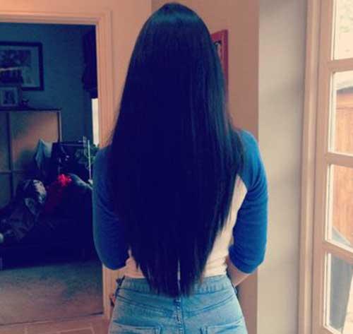 Peinados para niñas negras con cabello largo-7