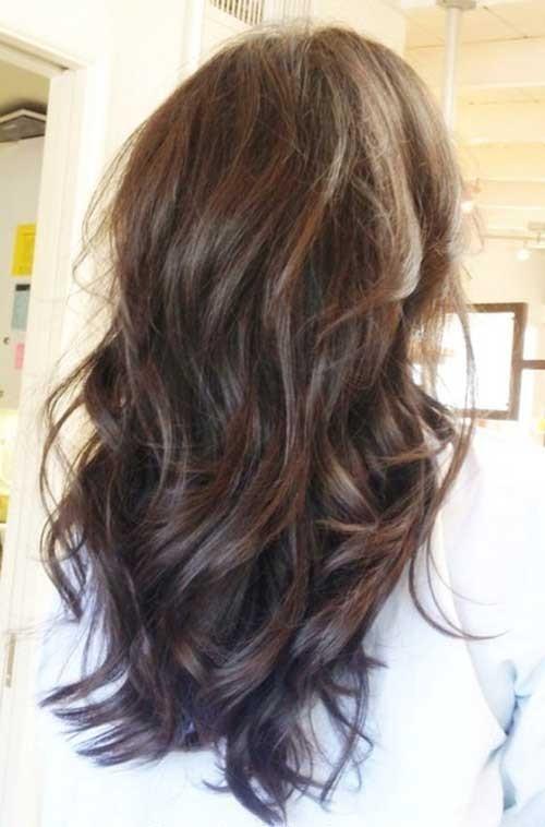 El mejor corte de pelo en capas
