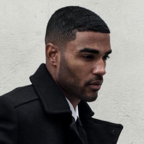 Cortes de pelo cortos para hombres negros
