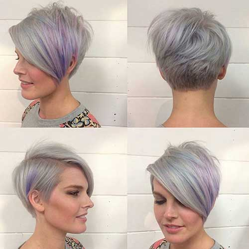 Pixie Hairstyles para Mujeres-13