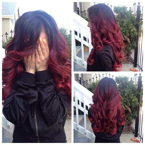 Peinados para niñas negras con cabello largo-18