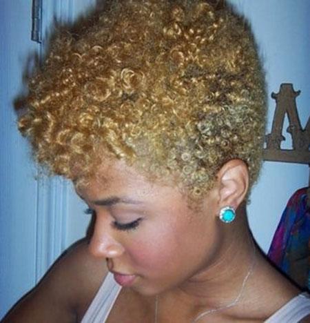 Cortes de pelo cortos para mujer negra - 18