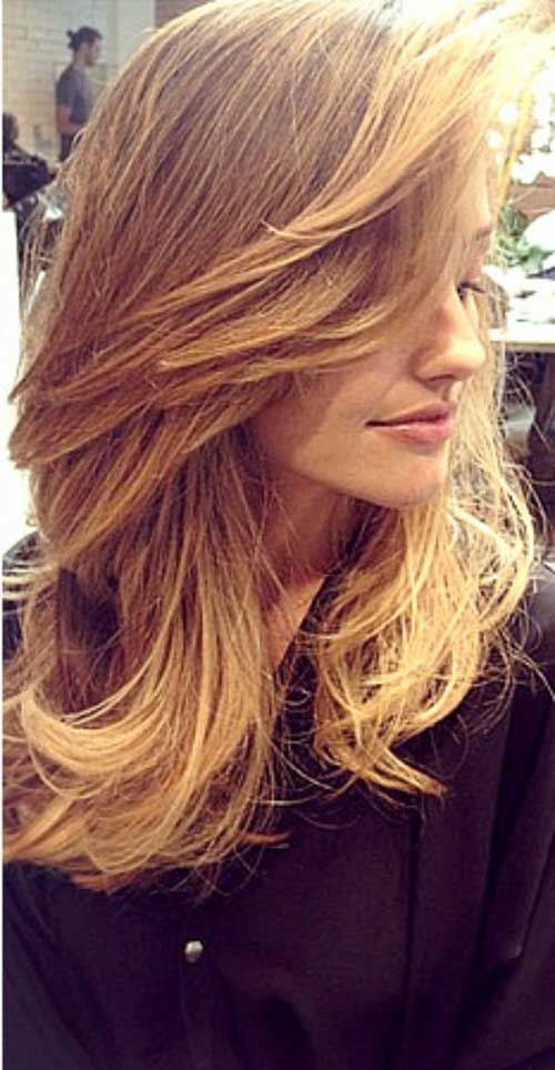 Minka Kelly Hair Cutts