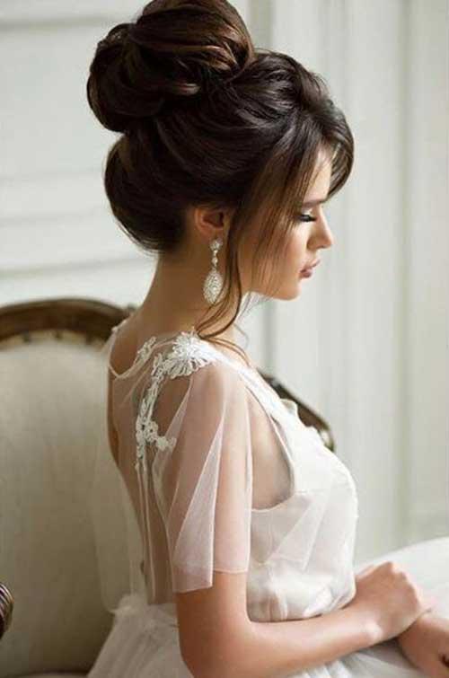 Estilos de cabello de boda
