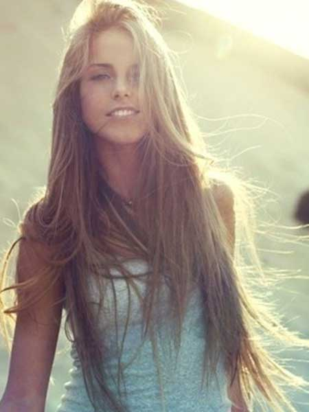 25 Ideas para el cabello largo_17
