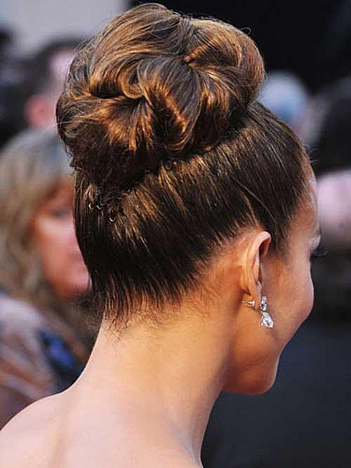Idea de la boda de bollo alto de Jennifer Lopez