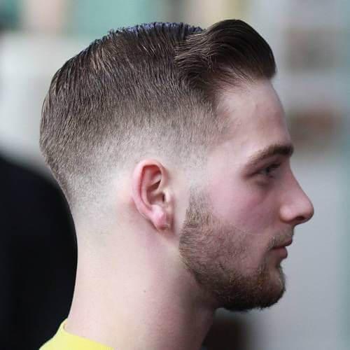 Ivy League modernos peinados para hombres