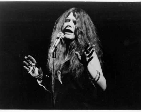 NO ESPECIFICADO - CIRCA 1970: Foto de Janis Joplin Foto de Michael Ochs Archives / Getty Images