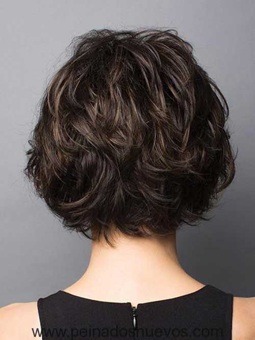 Brown Short Hairstyles-8