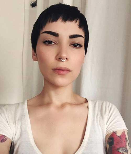 Cortes de pelo cortos para mujeres