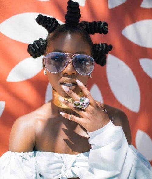 giros perfectos peinados de niña negro