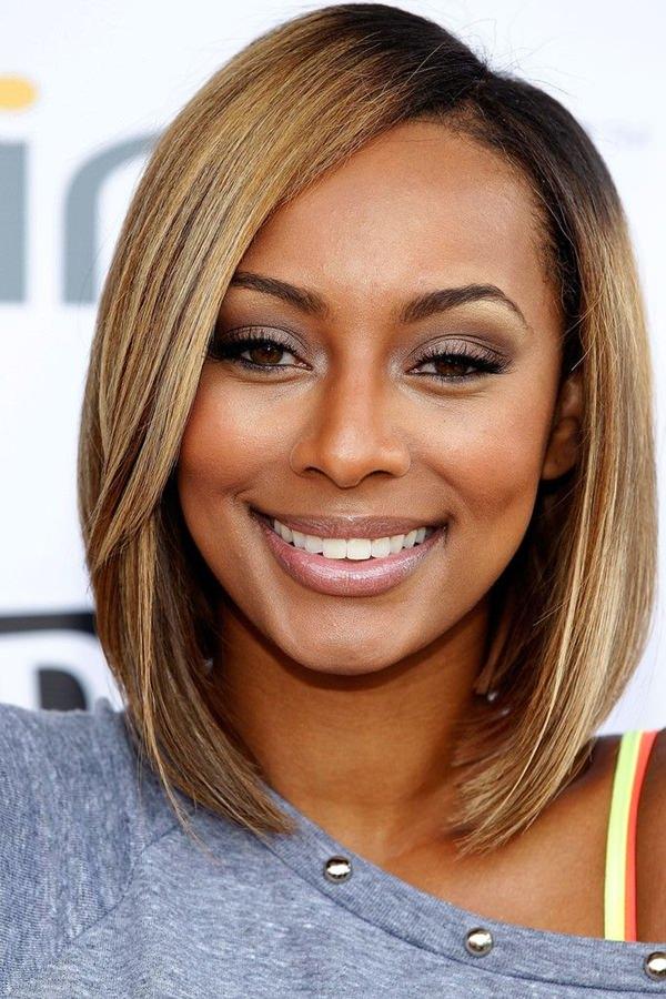 peinados cortos para mujeres negras 31