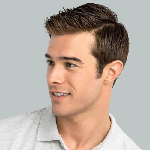 Corte de pelo de la parte suave