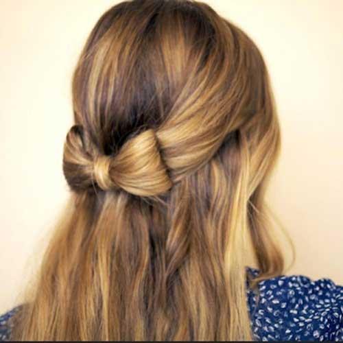 Cute Down Hairstyles Ideas para el baile de graduación
