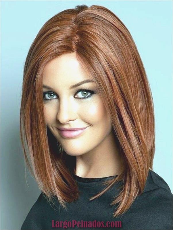 Peinados de longitud media para las mujeres (16)