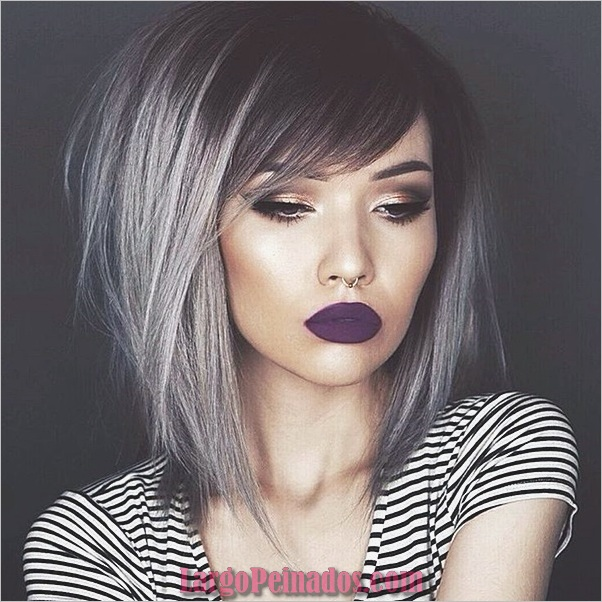 Estilos de pelo de longitud media para las mujeres (7)