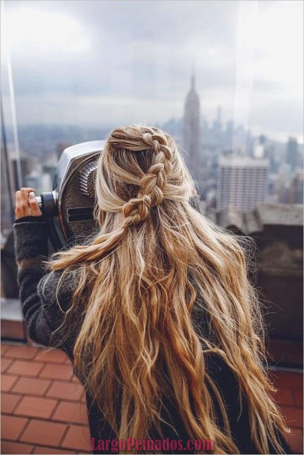 Peinados bohemios para mujer (5)