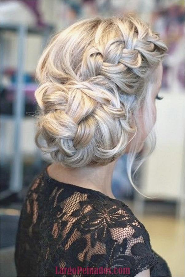 peinados de fiesta para cabello largo-45