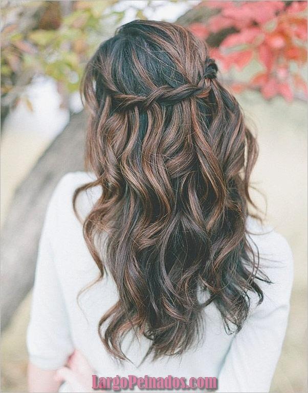 Peinados ondulados para pelos largos y cortos (14)