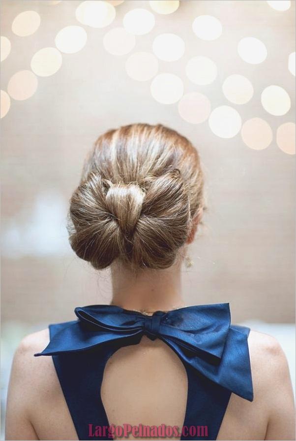 Peinados de fiesta de año nuevo (1)