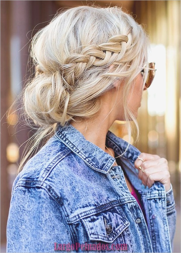 Ideas para mantener tu cabello fuera del cuello (11)