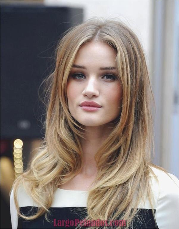 lindos peinados para caras largas 12