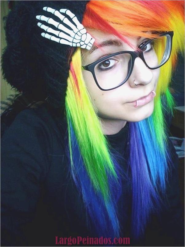 Peinados Emo lindos para niñas (25)