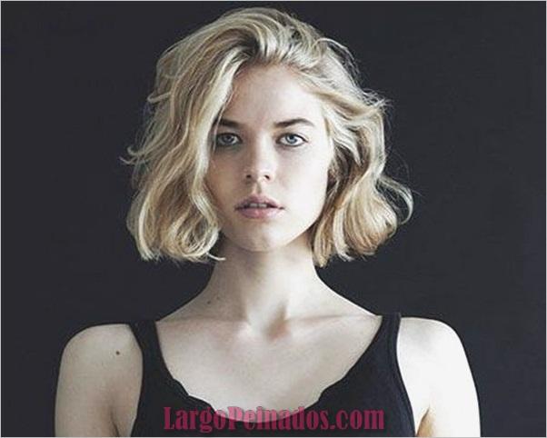 Peinados ondulados para pelos largos y cortos (40)