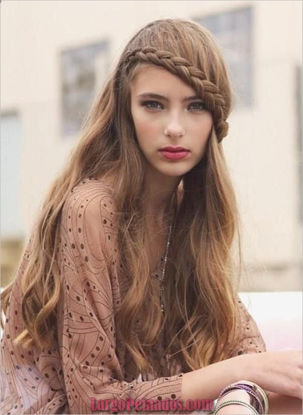 peinados de fiesta para cabello largo-15