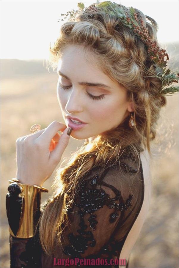 Peinados bohemios para mujer (15)