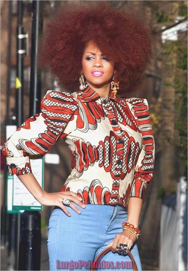 Peinados Naturales para Mujeres Negras (14)