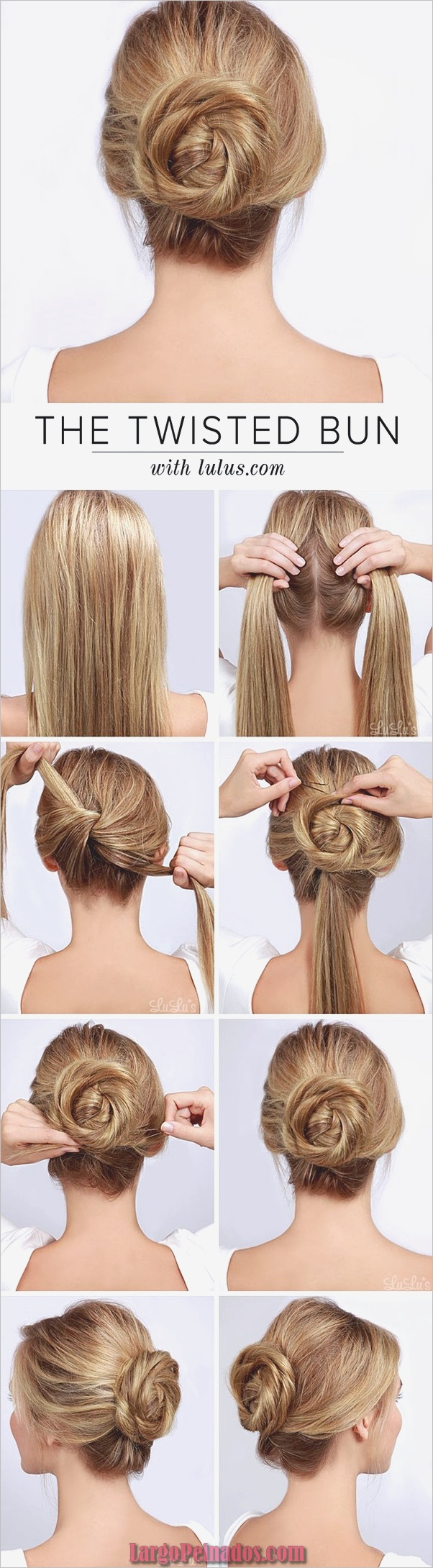 Peinados simples de cinco minutos (5)