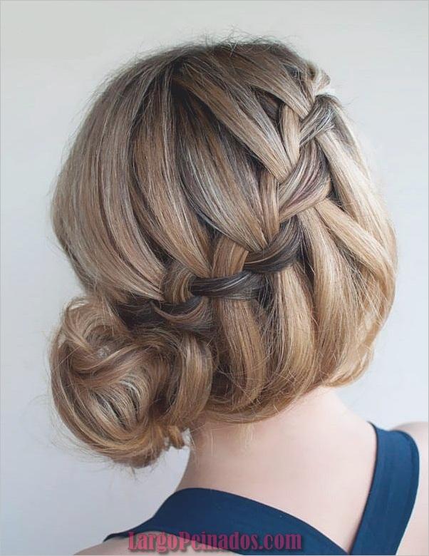 Peinados de Bollo Fácil para Mujeres (12)