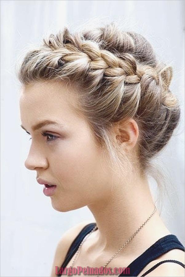 Peinados trenzados simples para cabello largo (10)