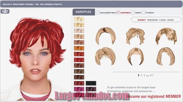 Peinados Para Cabello Corto (55)