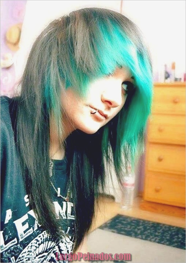 Peinados Emo lindos para niñas (20)