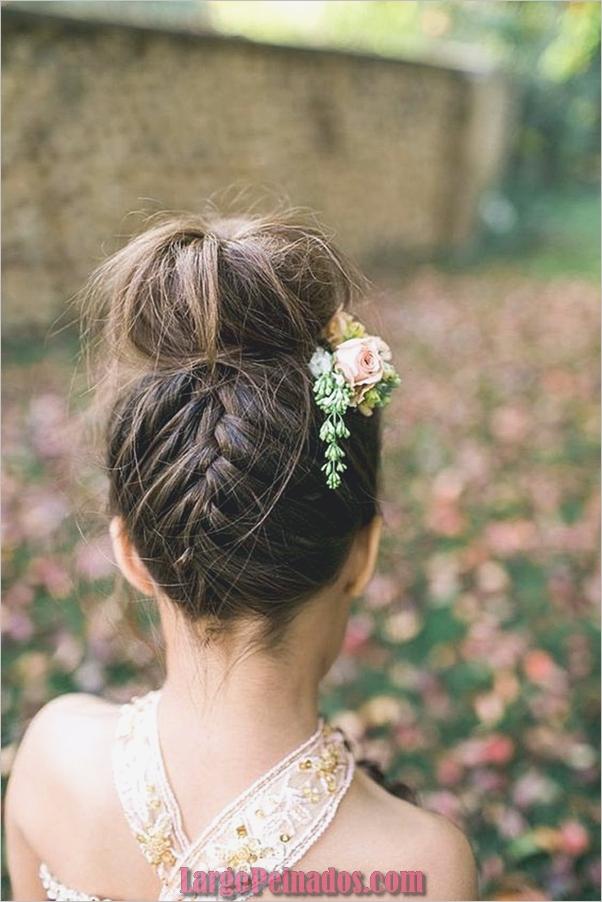 peinados de fiesta para cabello largo-11