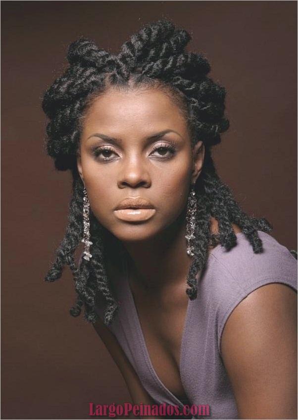 Peinados largos para mujeres negras (1)