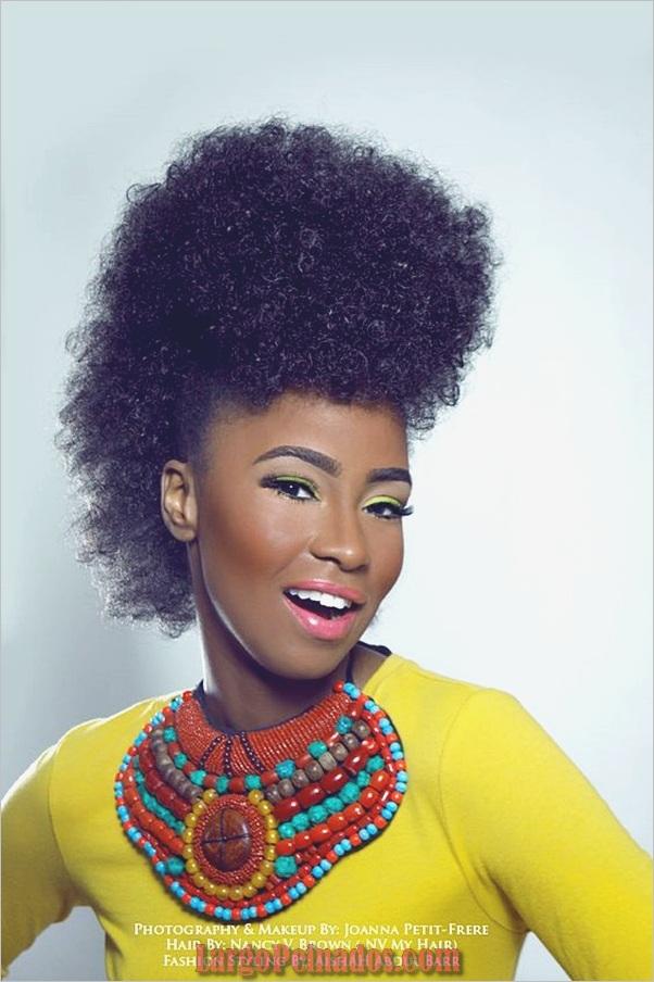 Peinados Naturales para Mujeres Negras (3)