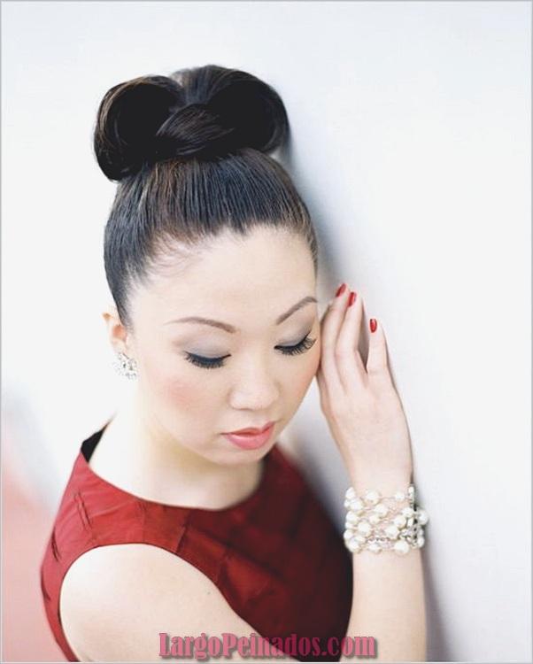 Peinados fáciles para cabello largo y grueso (5)