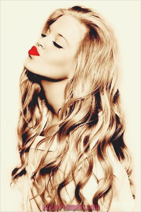 peinados de fiesta para cabello largo-7