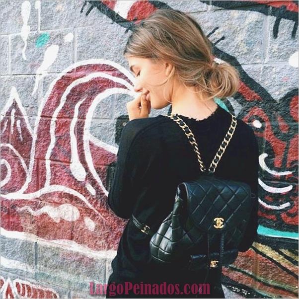 Ideas para mantener tu cabello fuera del cuello (8)
