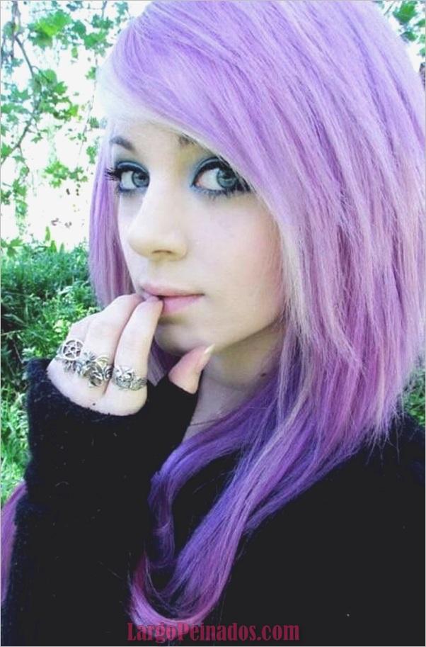 Peinados Emo lindos para niñas (24)