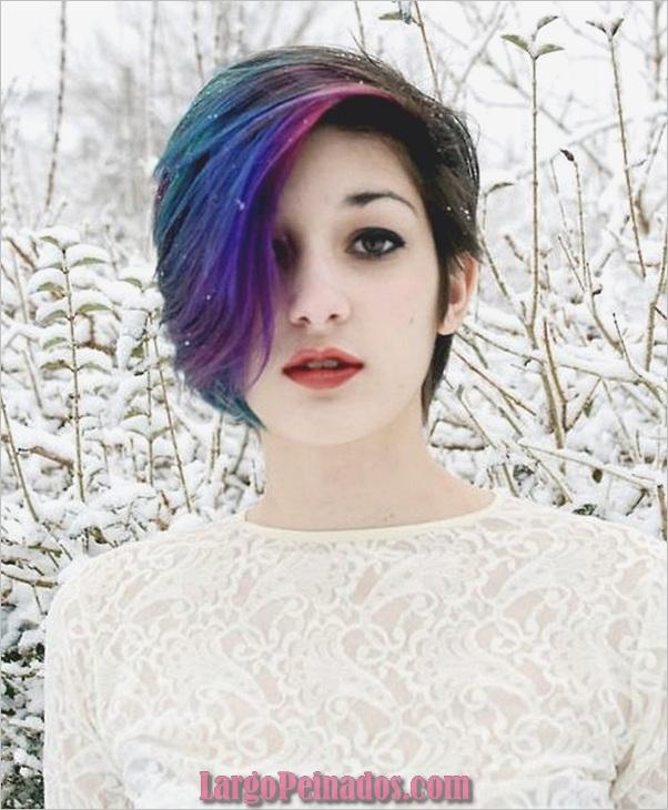 Peinados Emo lindos para niñas (2)
